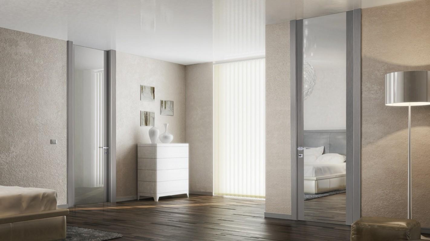 Porte interne cascone porte e finestre ragusa sicilia - Porta a specchio ...